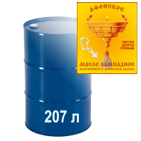 Лампадное масло «Афонское». В бочках 170 кг/ 207 л.
