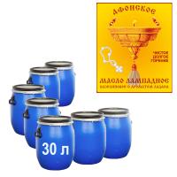 Лампадное масло «Афонское». В бидонах 30 л.