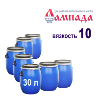 Белое минеральное вазелиновое масло 10-ой вязкости (Россия). В бидонах 30 л.