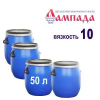 Белое минеральное вазелиновое масло 10-ой вязкости (Россия). В бидонах 50 л.