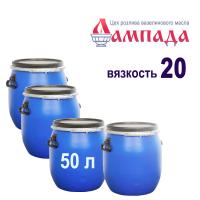 Белое минеральное вазелиновое масло 20-ой вязкости (Россия). В бидонах 50 л.