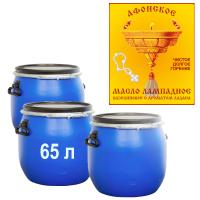 Лампадное масло «Афонское». В бидонах 65 л.