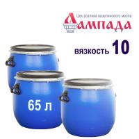 Белое минеральное вазелиновое масло 10-ой вязкости (Россия). В бидонах 65 л.