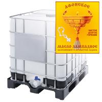 Лампадное масло «Афонское». В кубах 840 кг / 1005 л