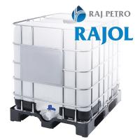 Вазелиновое масло 30-ой  вязкости ИНДИЯ RAJ PETRO / RAJOL WP 150 WHITE MINERAL OIL. В кубах 840 кг / 1005 л